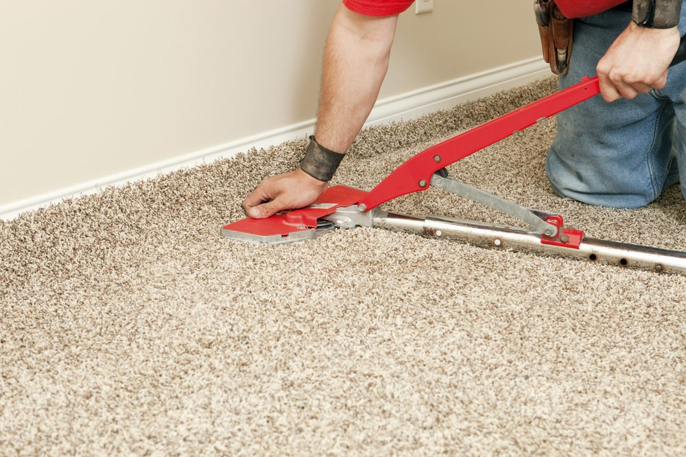 Carpet Stretching Is Not To Be Done By